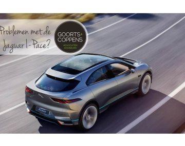 Problemen Jaguar I-Pace
