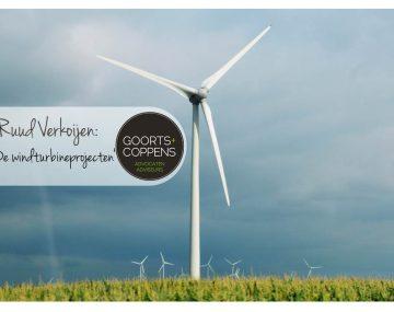 Windturbine projecten